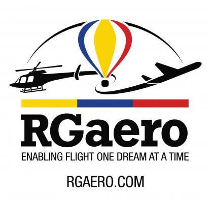 RGaero, LLC Logo